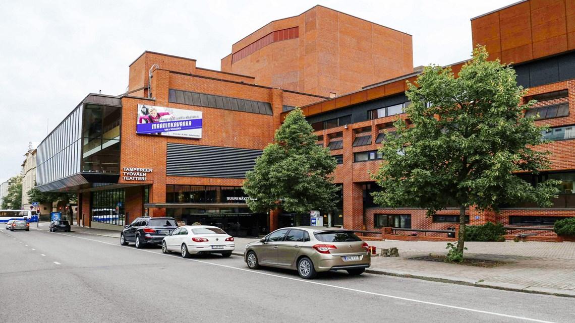 Tampere Työväen Teatteri