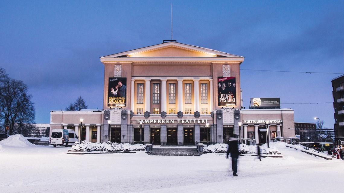 Teatterit Tampere