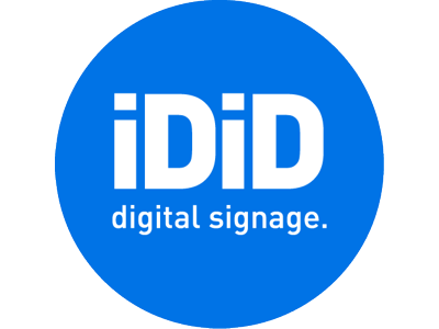iDiD digital signage - professional easy-to-use DS CMS