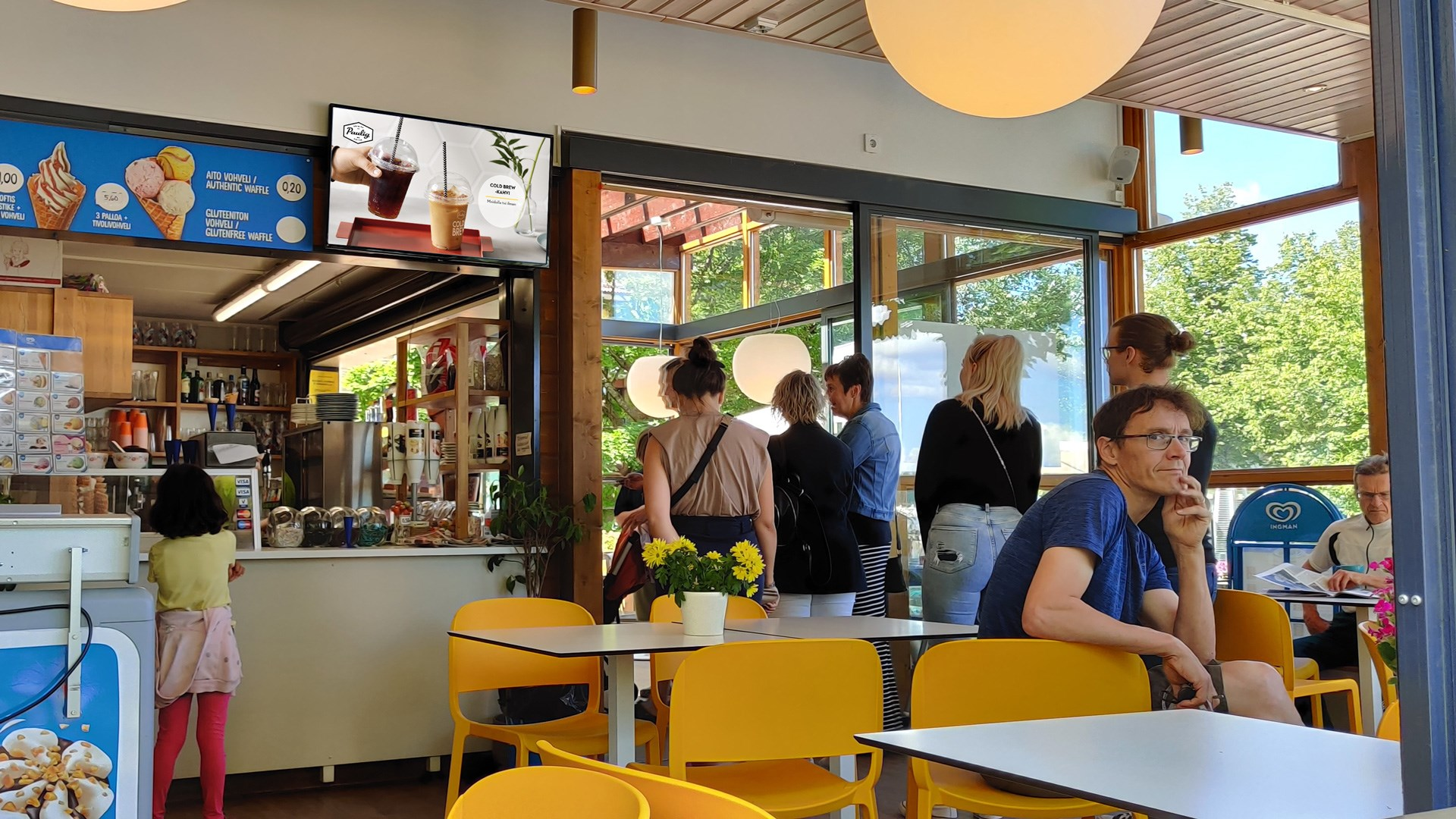 Kahvilat Lappeenranta